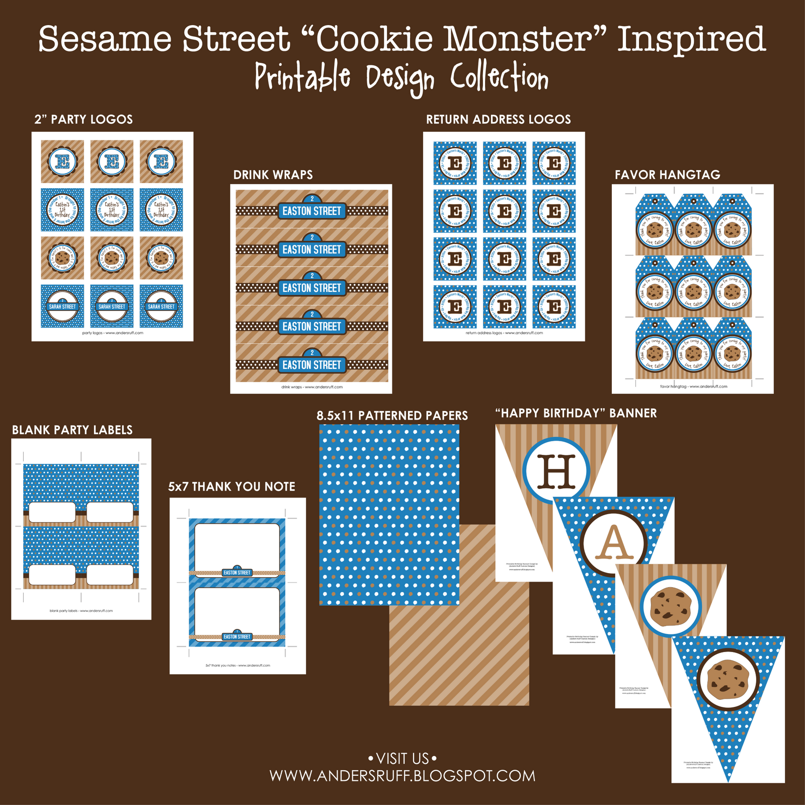 Sesame Street Invitations Etsy was Awesome Ideas To Make Cool Invitations Card