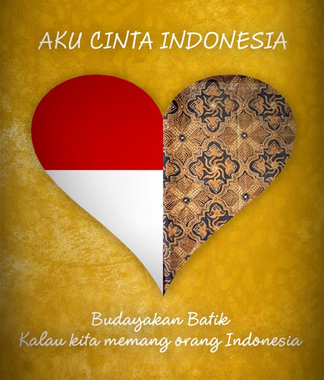 Sejarah Hari Batik Nasional Lengkap Markijarcom