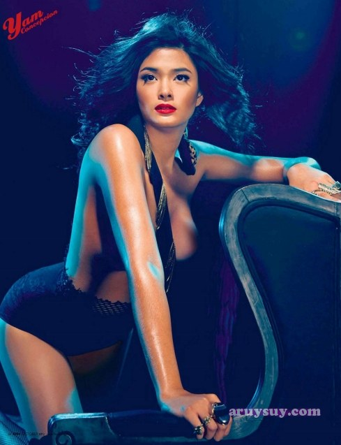 ... www aruysuy com 2012 10 yam concepcion fhm october 2012 issue html