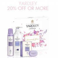 Buy yardley Beauty Products at Flat 20% off :Buytoearn