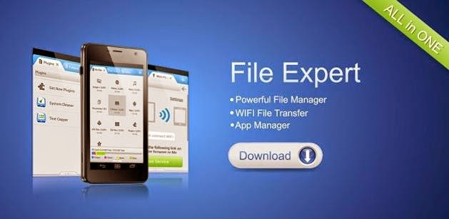 File Expert HD with Clouds Pro Apk v2.1.4 Full