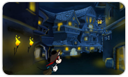 Mickey's Pirate Plunder Game