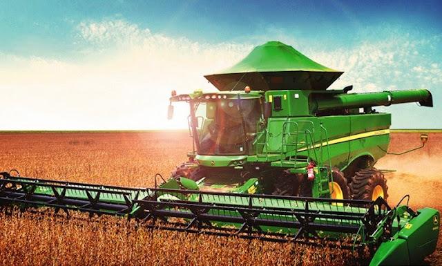 Tecnologia amiga do ambiente na agricultura