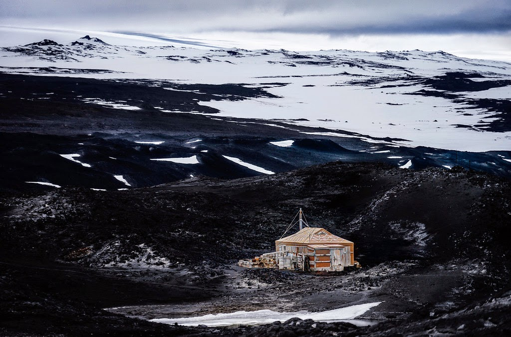 Abri de Shackleton / Shackleton's hut