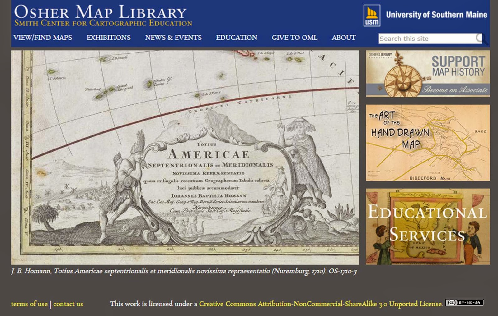 Osher Map Library, Smith Center for Cartographic Education, University of Southern Maine.