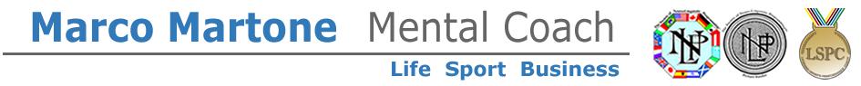Marco Martone, Life & Sport Mental Coach