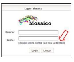 Manual de Orientação do MOSAICO