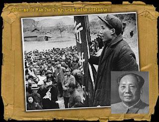 La gran hambruna de Mao
