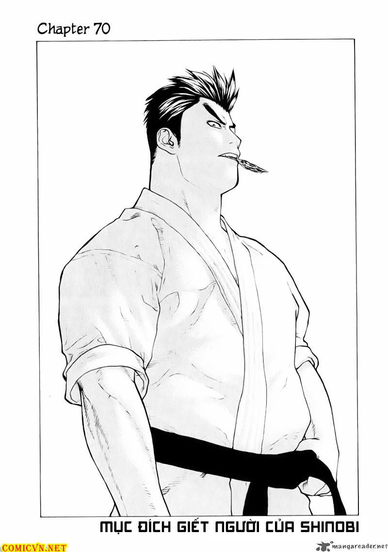 Karate Shoukoushi Kohinata Minoru chap 70 Trang 2