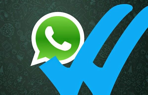 WhatsApp notifica cuando los mensajes fueron leídos