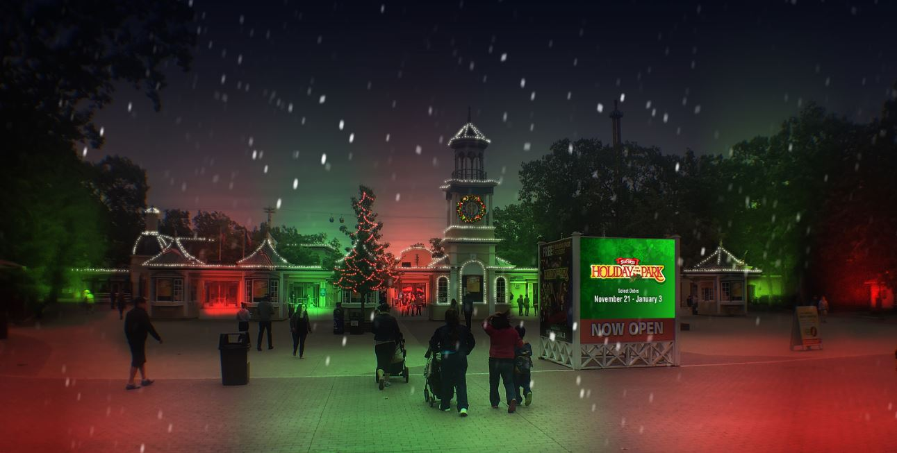 NewsPlusNotes: Six Flags Great Adventure Gives Sneak Peek of ...