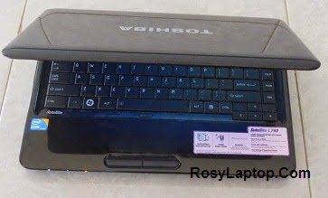 Toshiba Satellite L740 Intel Core i3