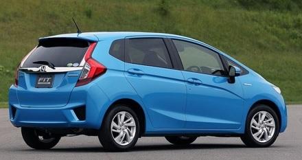 Novo Honda Fit, Honda Fit 2014