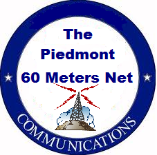 Piedmont 60 Meters Net Logo