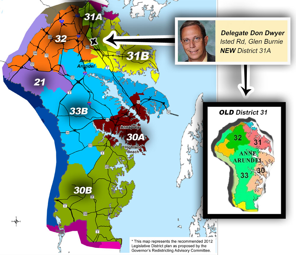 maryland juice: MD Redistricting: Tougher Districts for Sen. Jim ...
