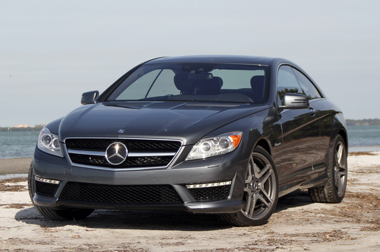 Carsin 2011 mercedes benz cl63 amg for 2011 mercedes benz cl63 amg