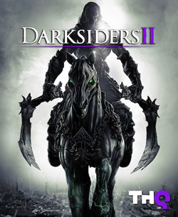 Darksiders 2 Box Cover art