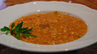 La pappa al pomodoro un piatto tipico della cucina toscana