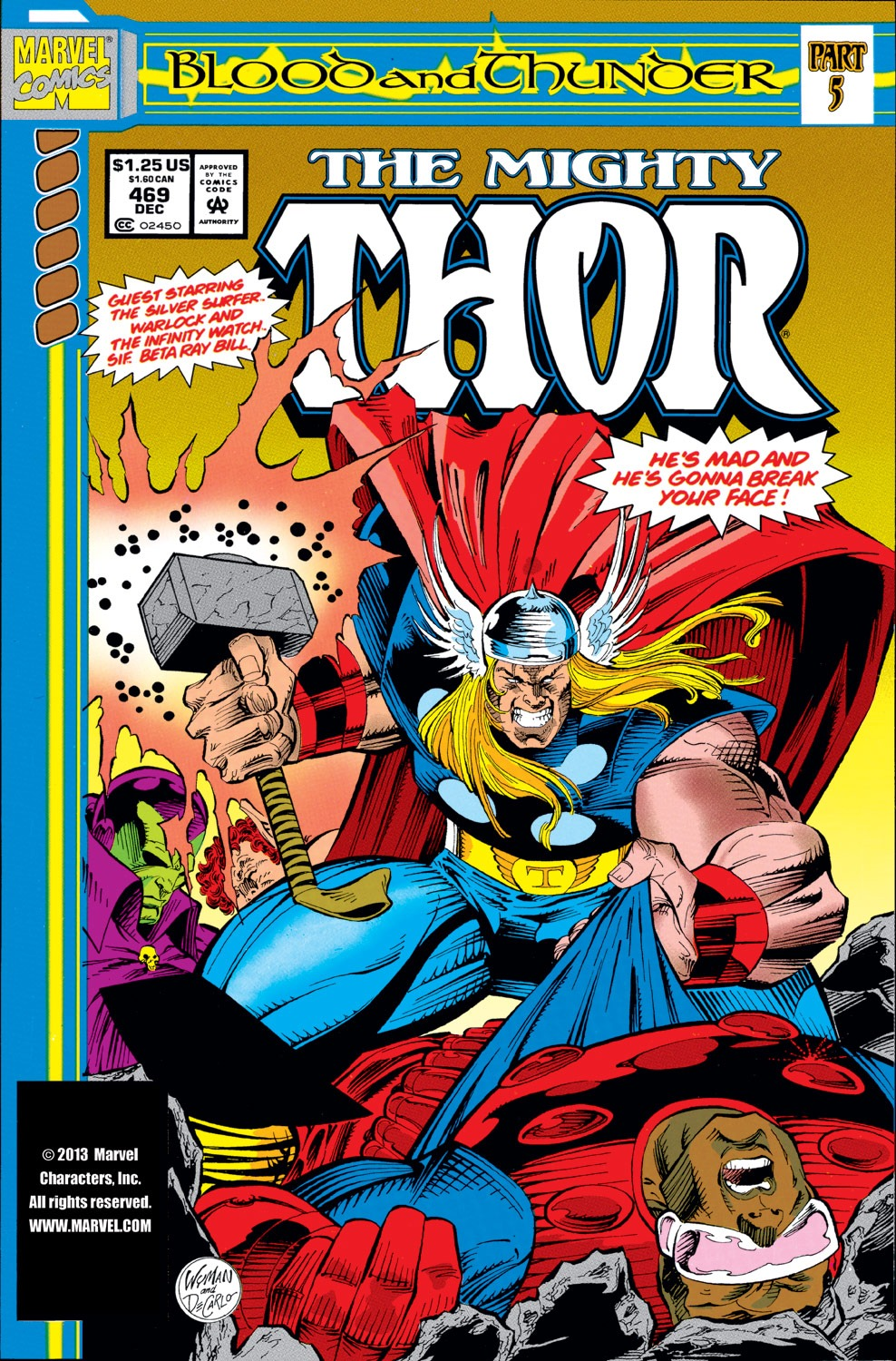 Thor (1966) 469 Page 1