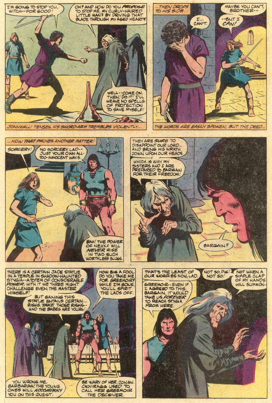 Conan the Barbarian (1970) Issue #125 #137 - English 12