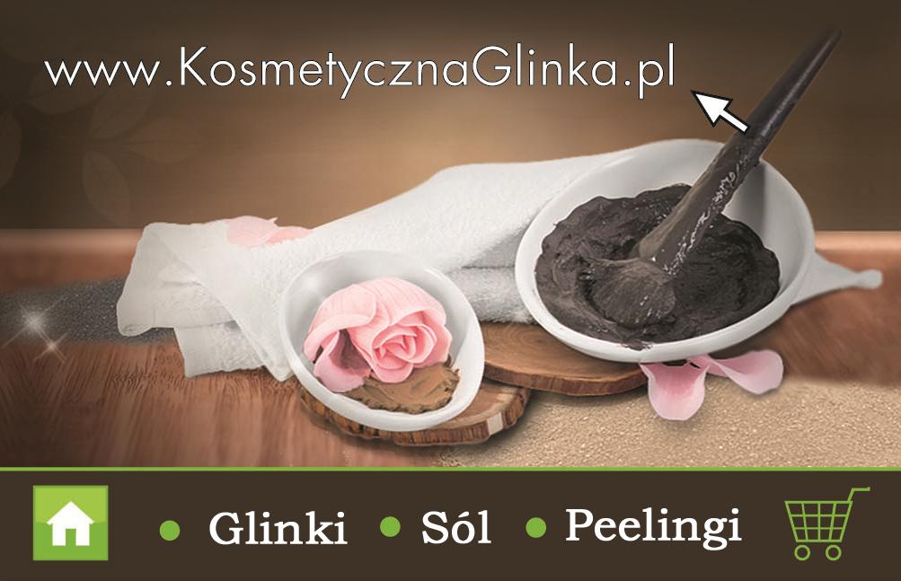 Polecane sklepy: KosmetycznaGlinka.pl