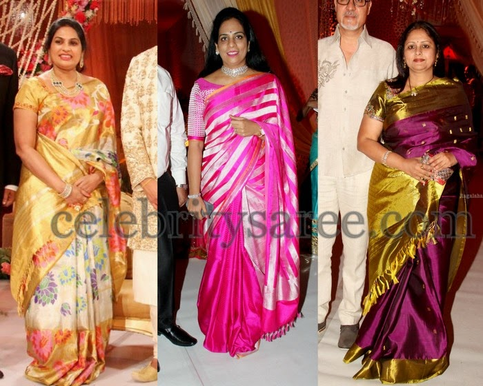 Uppada and Soft Silk Saris