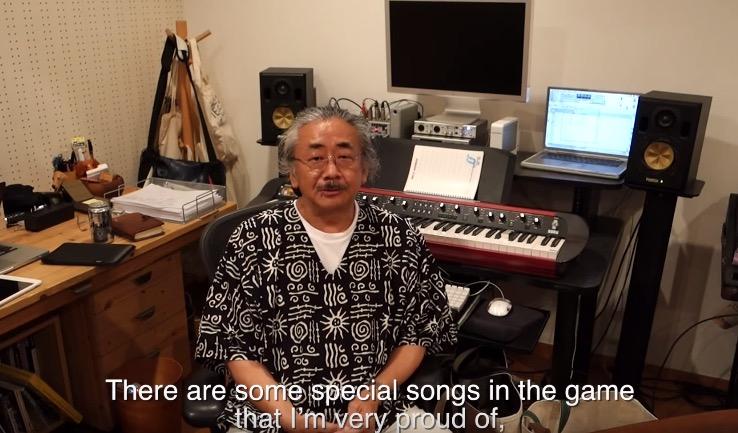 尊敬する作曲家/植松伸夫 - フ...