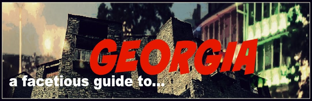 a facetious guide to Georgia