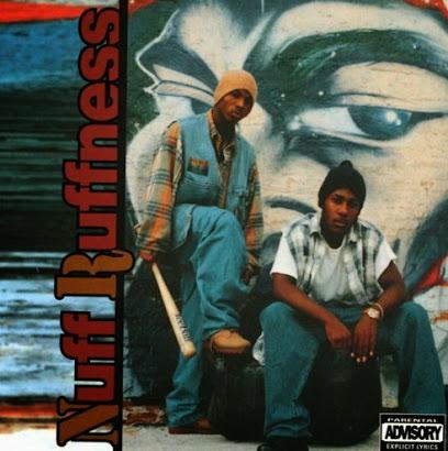 NUFF RUFFNESS - NUFF RUFFNESS (1993)