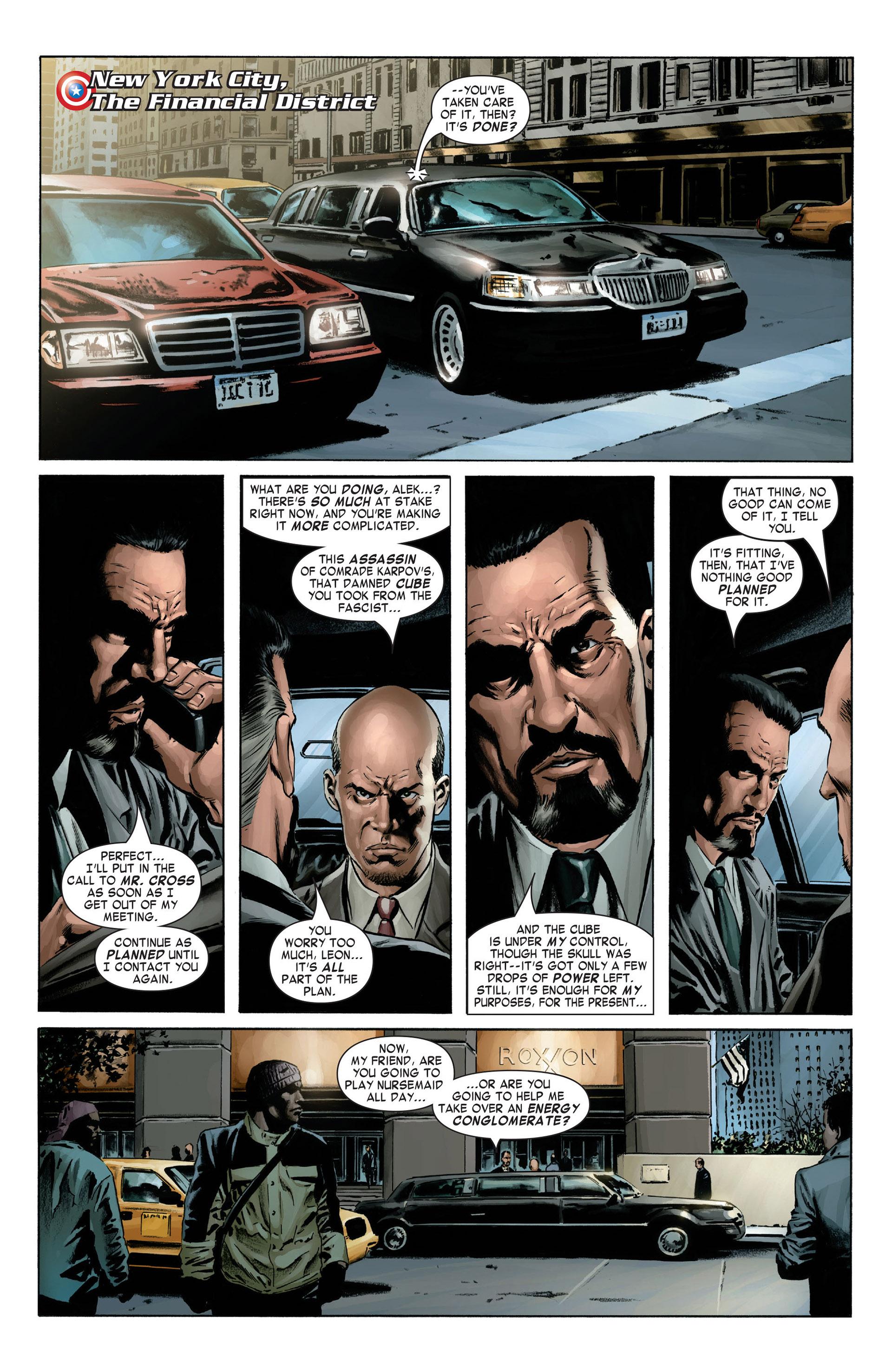 Captain America (2005) Issue #4 #4 - English 2