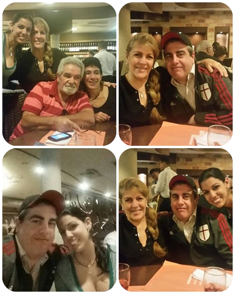 Loly Señaris Calviño Alexander Montoto Señaris, Zhandra Bermudez, Oly Meza, Armando Bermudez.