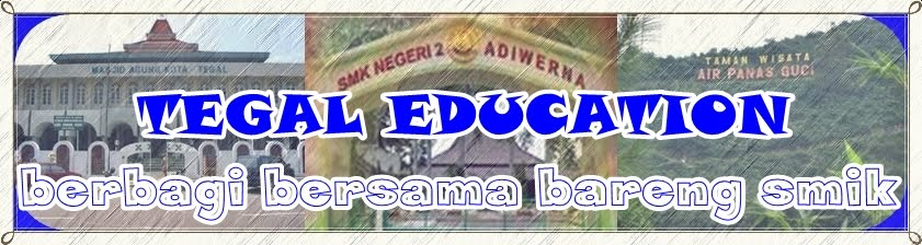 Tegal Education