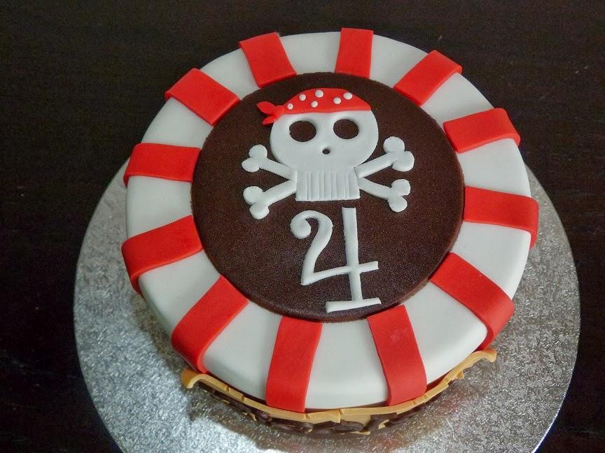 Tarta pirata
