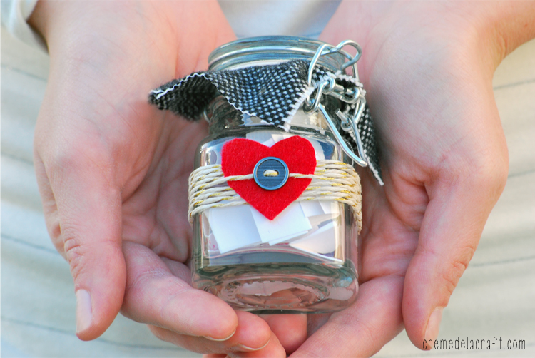 Diy 10 things i love about you jar for Things to do on valentine s day near me