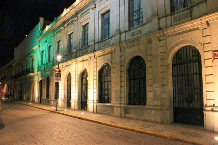 Oaxaca de Suárez Centro Histórico