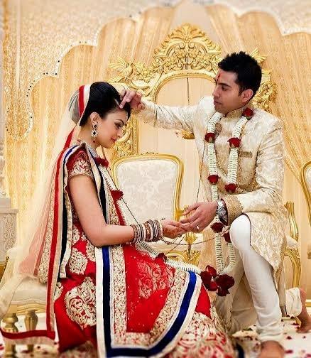 Mariage Sur Le Theme De L Inde La Marocaine