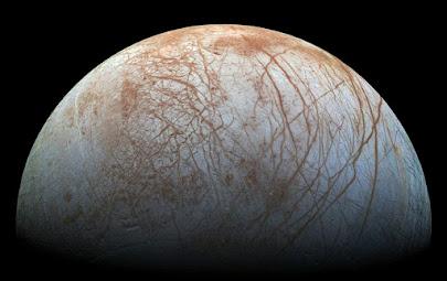 """افزایش احتمال زیستپذیری """"اروپا""""، ماه مشتری: تکتونیک صفحهای در این ماه اقیانوسی هم رخ میدهد"""