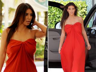 kim kardashian pregnant  photos