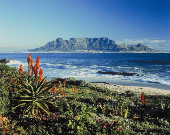 Keajaiban Dunia | Table Mountain, Afrika Selatan