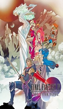 FINAL FANTASY IV: AFTER YEARS Apk Game