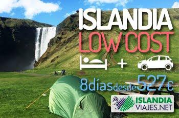 ¿Quieres viajar a Islandia Low Cost?