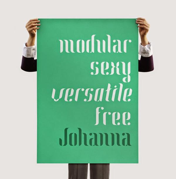 Johanna Free Font