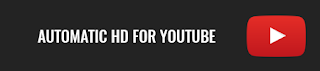 Automatic HD for YouTube