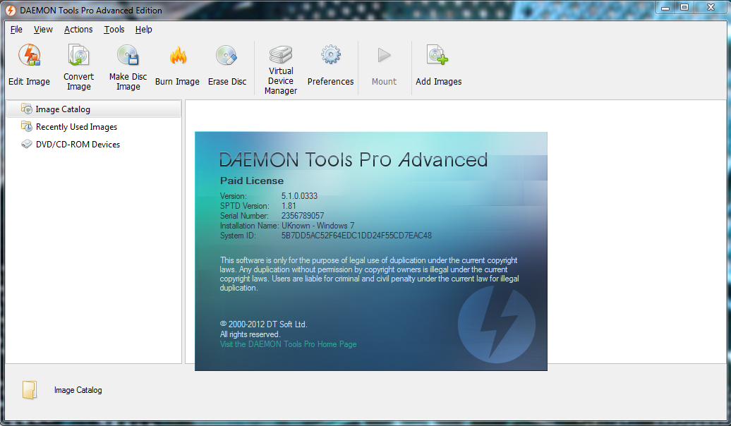 Free Daemon Tools Pro 8200708 Final Full Patch