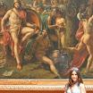 Παλλακωνικό Δελτίο: Η Μαρία Κατσάμπη θαυμάζει το Λεωνίδα στο Λούβρο στο Παρίσι
