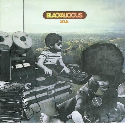 Blackalicious – Nia (CD) (1999) (FLAC + 320 kbps)