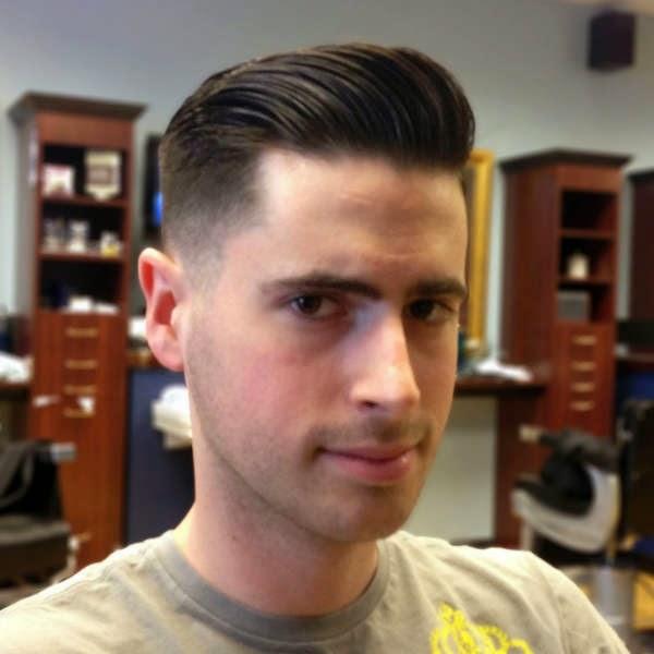 Gaya Rambut Quiff Terbaru dan Terpopuler di 2015