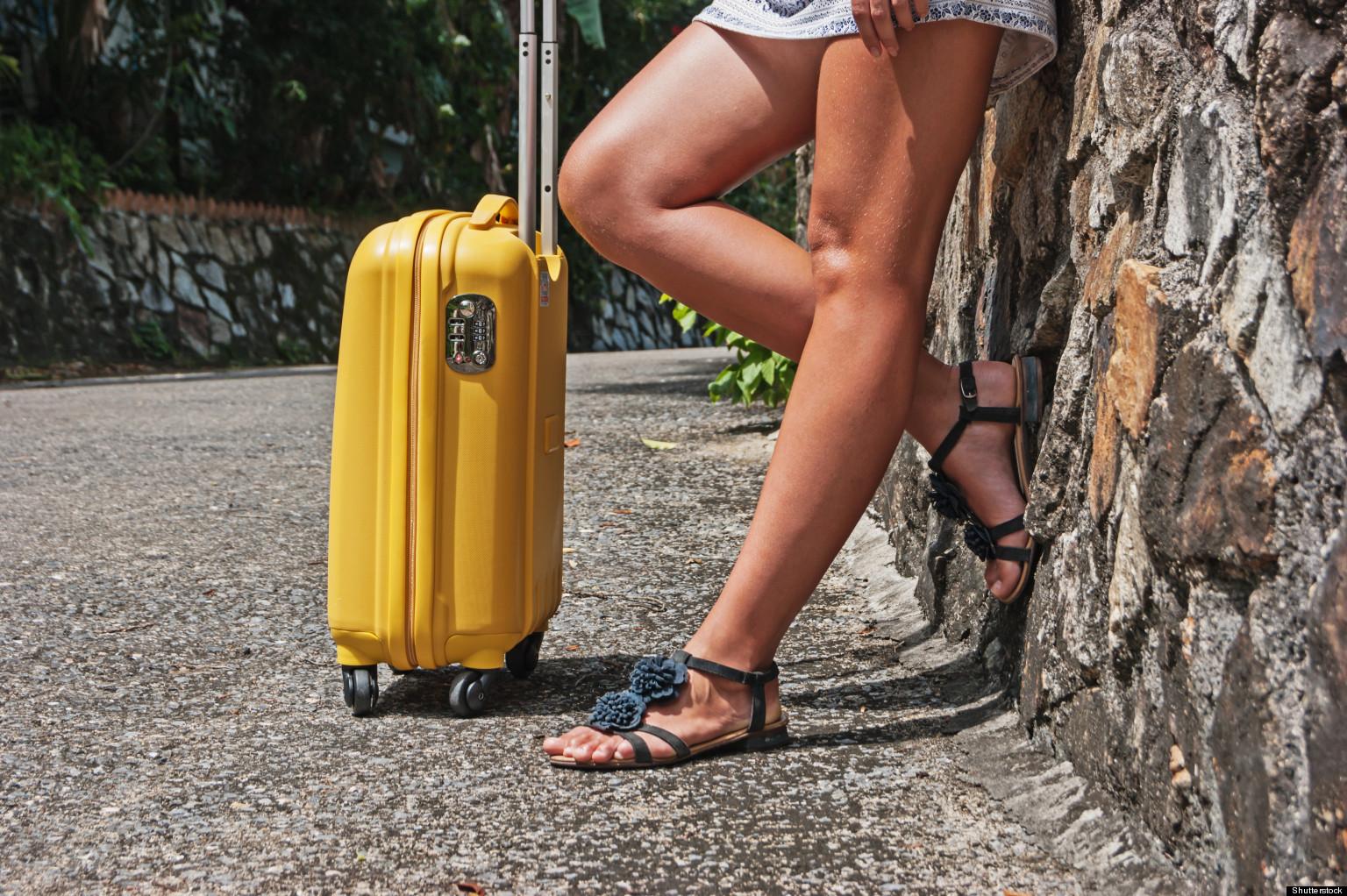 Πολλοί λόγοι υπάρχουν για τους οποίους κάθε γυναίκα πρέπει να ταξιδέψει μια φορά μόνη