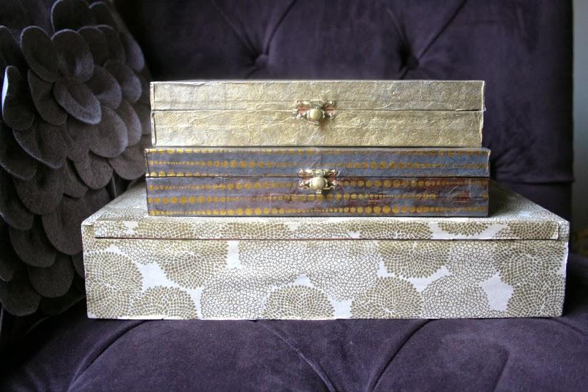Oy Noel DIY Cigar Box Jewelry Box
