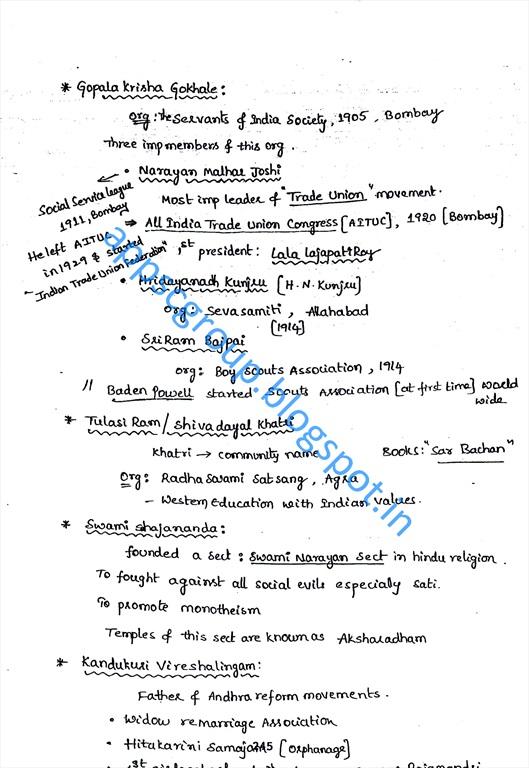 History Study Material for IAS - Jagranjosh.com